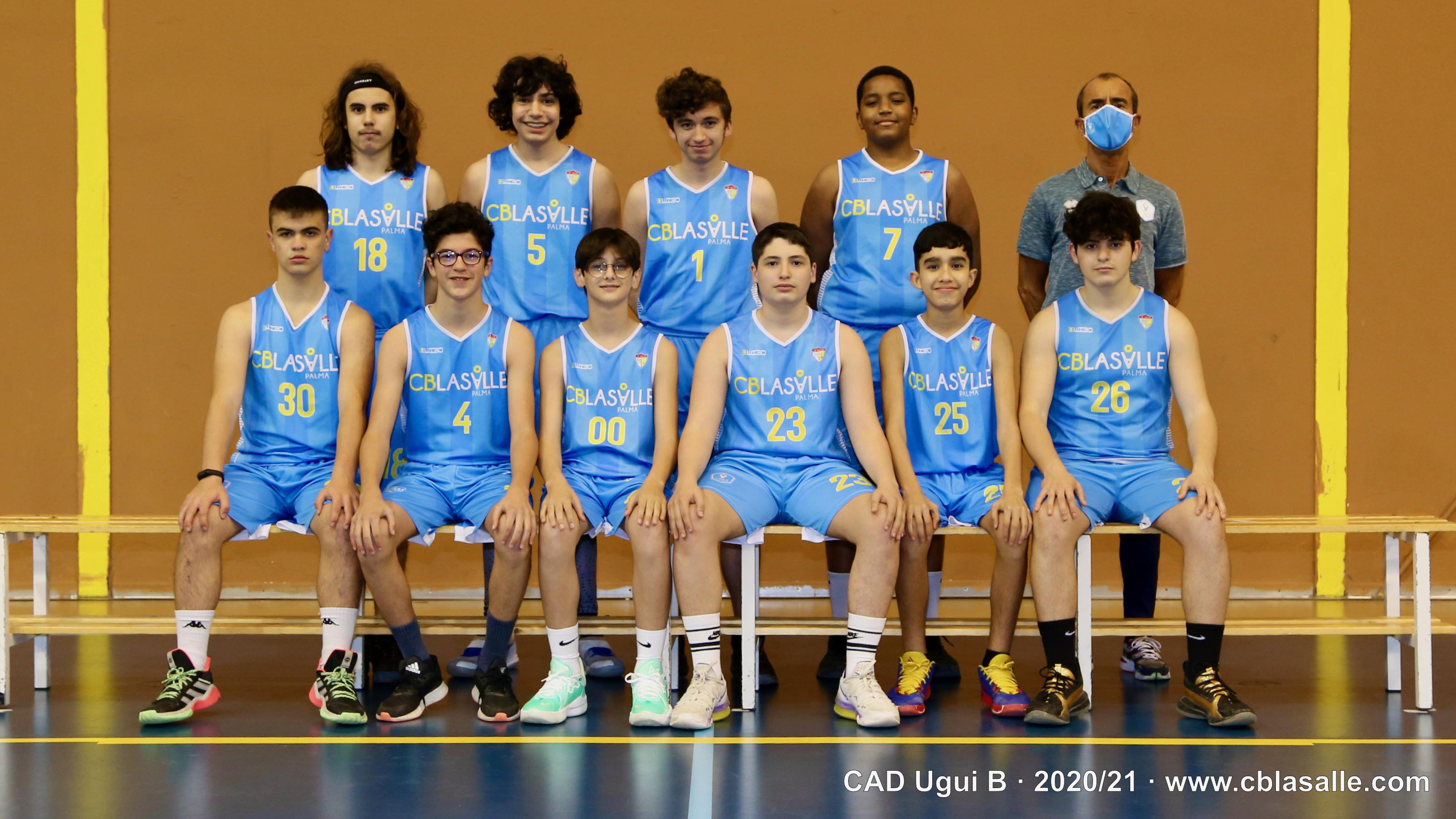 CAD Ugui B