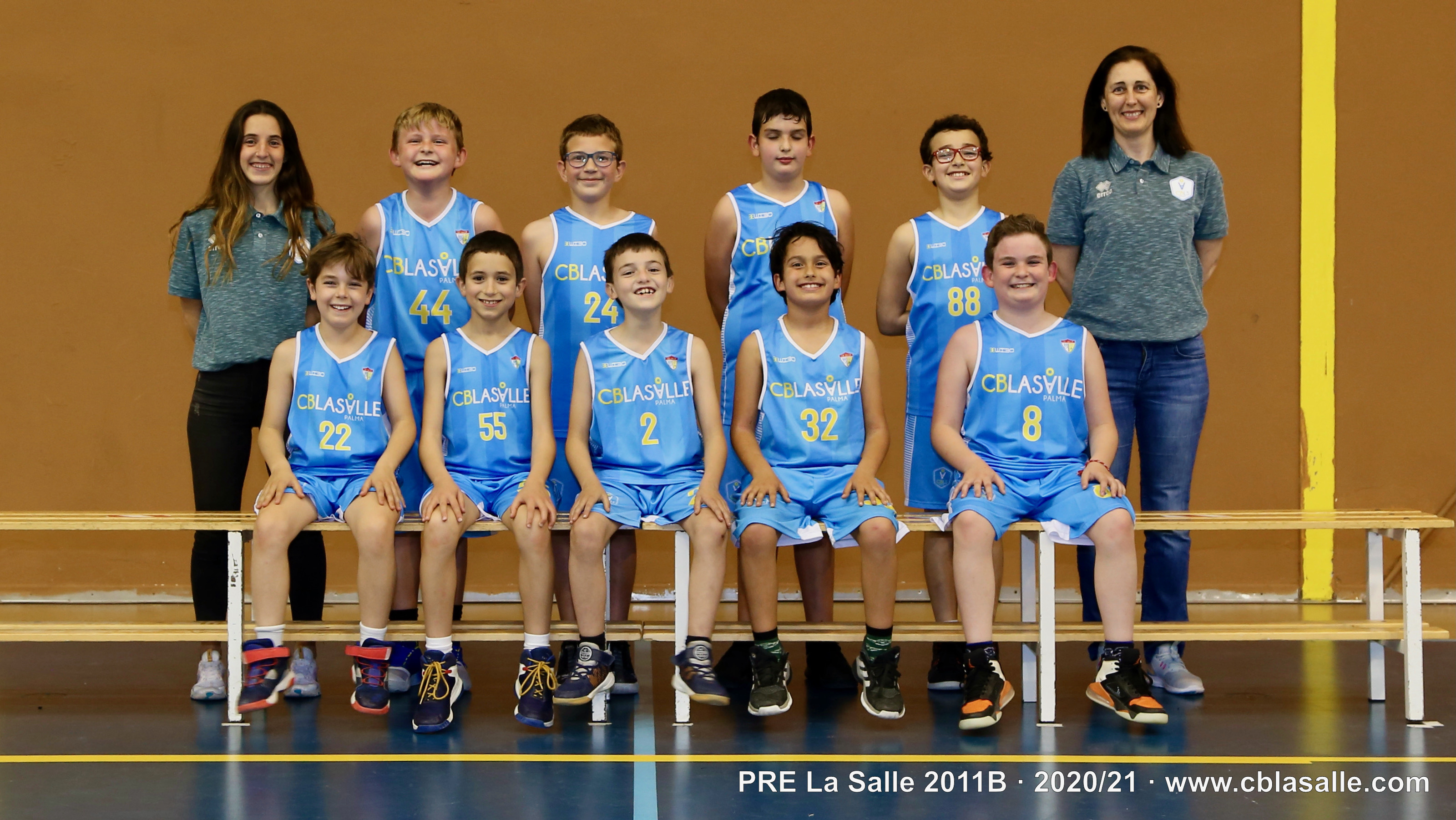 PRE Salle 2011B