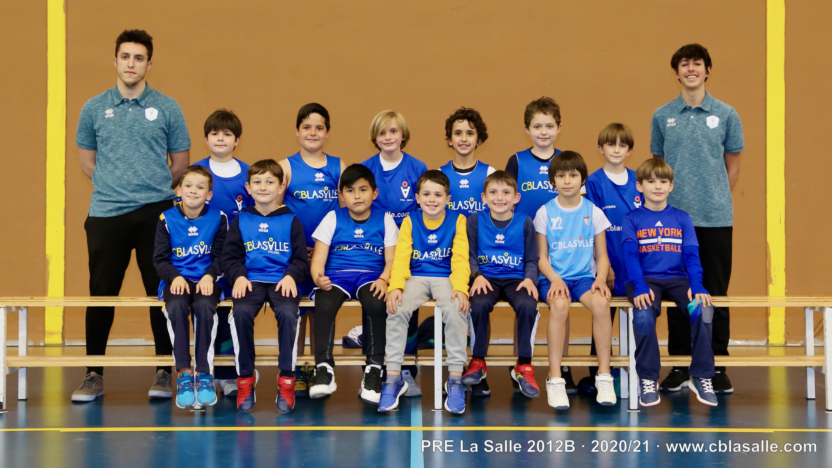 PRE Salle 2012B