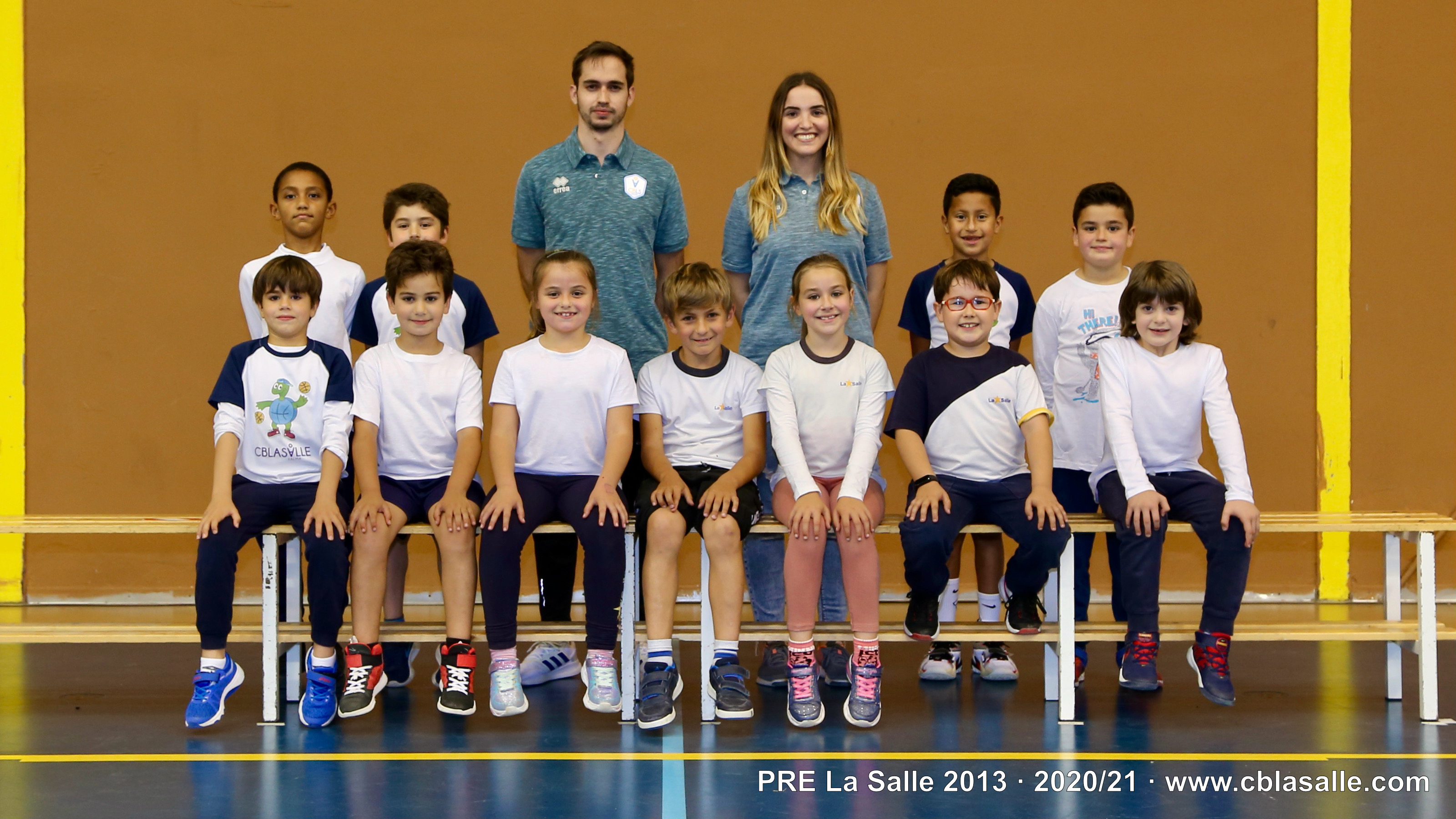 PRE Salle 2013