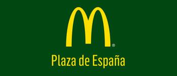 McDonalds Plaza España